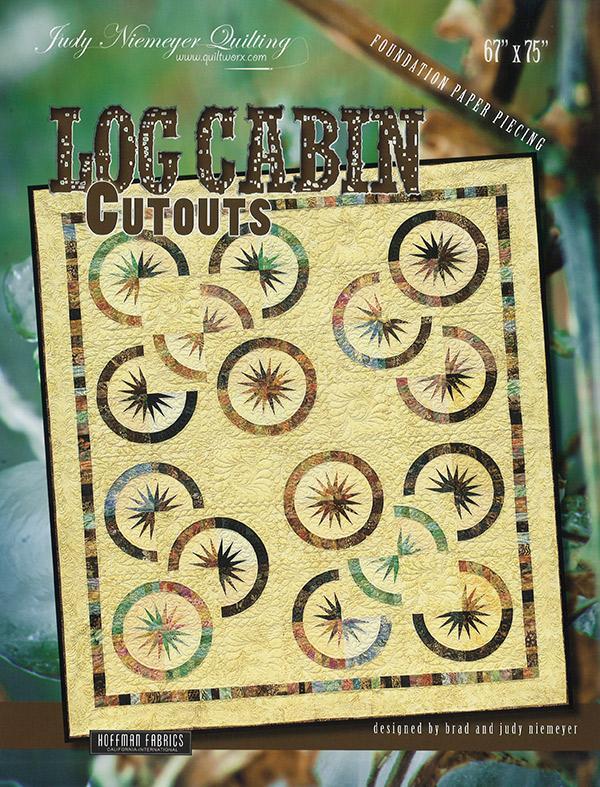 Log Cabin Cutouts