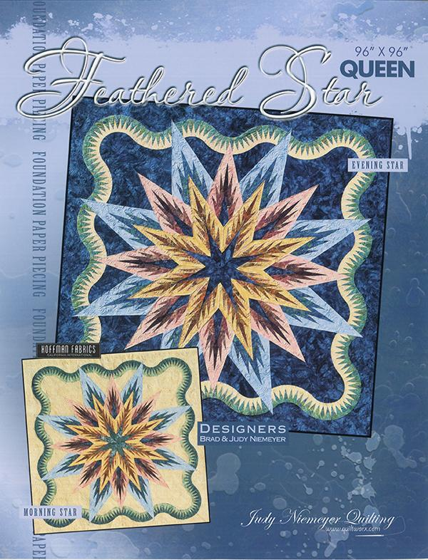 Feathered Star Queen