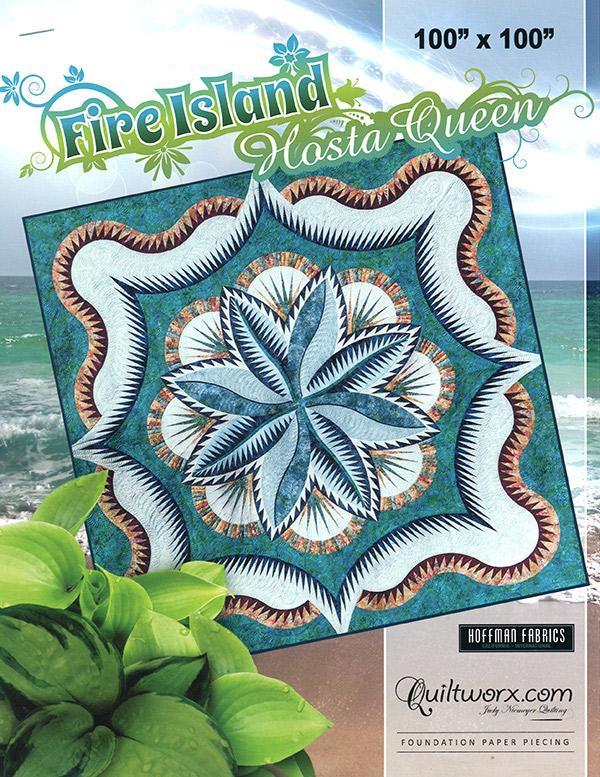Fire Island Hosta Queen