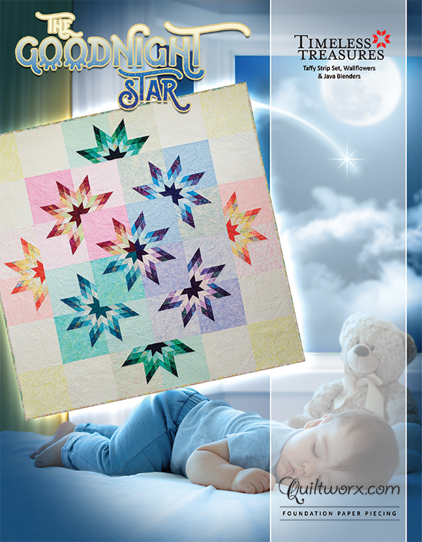 The Goodnignt Star Pattern Book