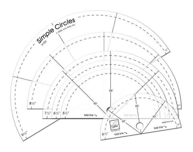Simple Circles Templates