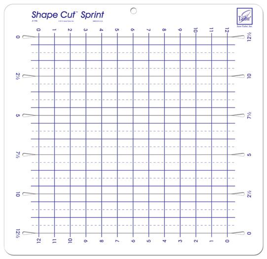 Shape Cut Sprint