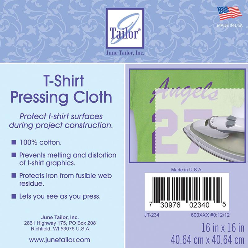 T-Shirt Pressing Cloth 16x16