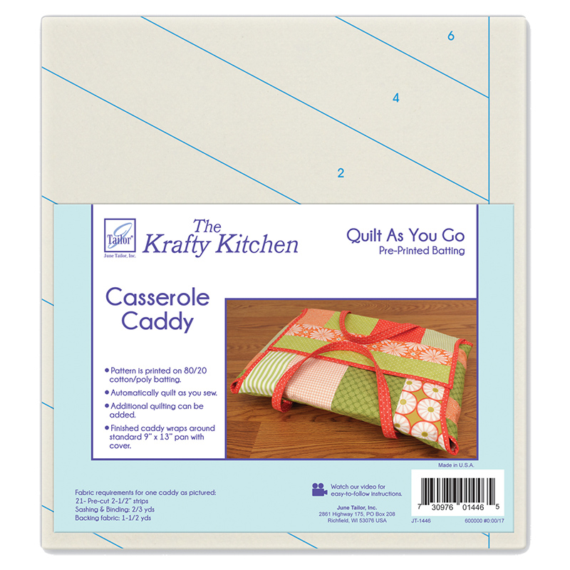 QAYG Casserole Caddy