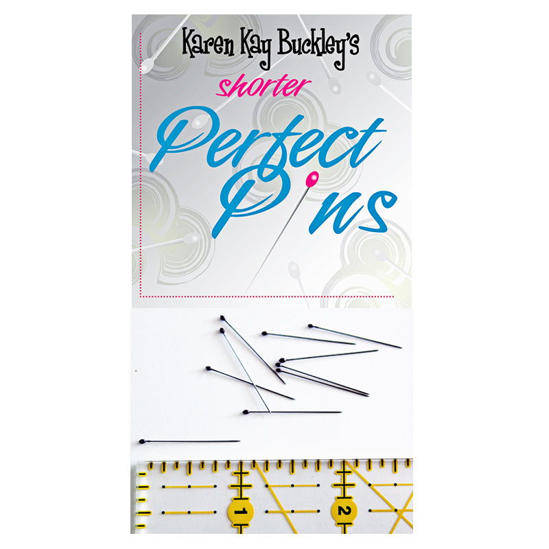 Pins Karen Kay  Buckley Perfect Shorter 1
