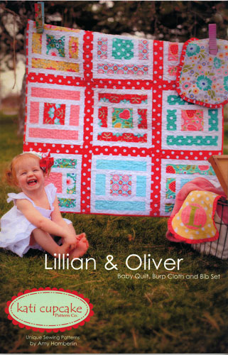 Lillian & Oliver - baby items - pattern