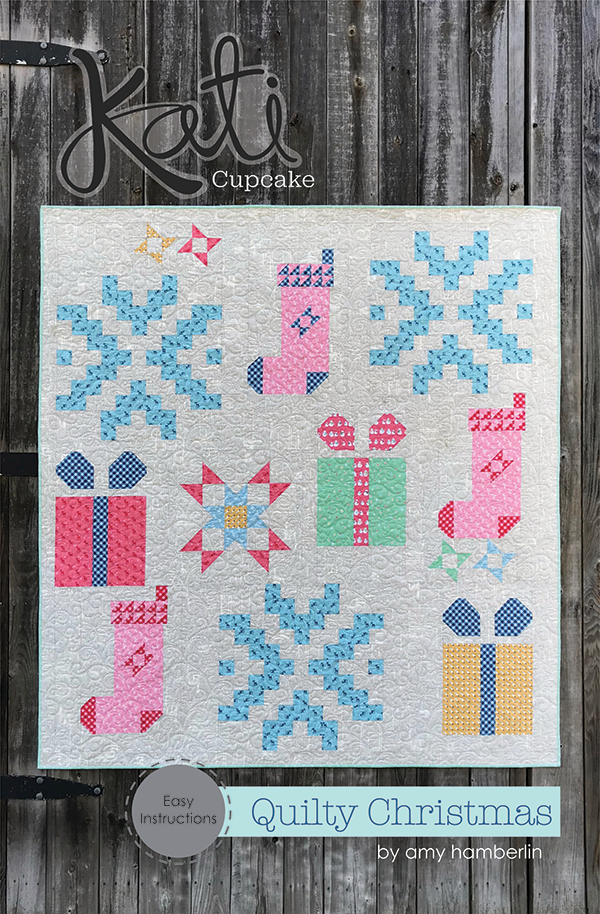 Quilty Christmas Pattern