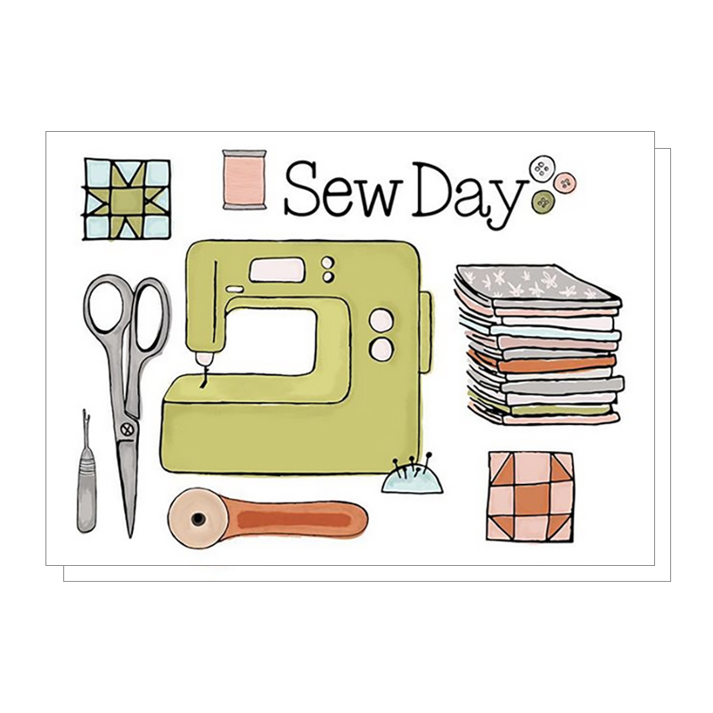 Gift Card Sew Day