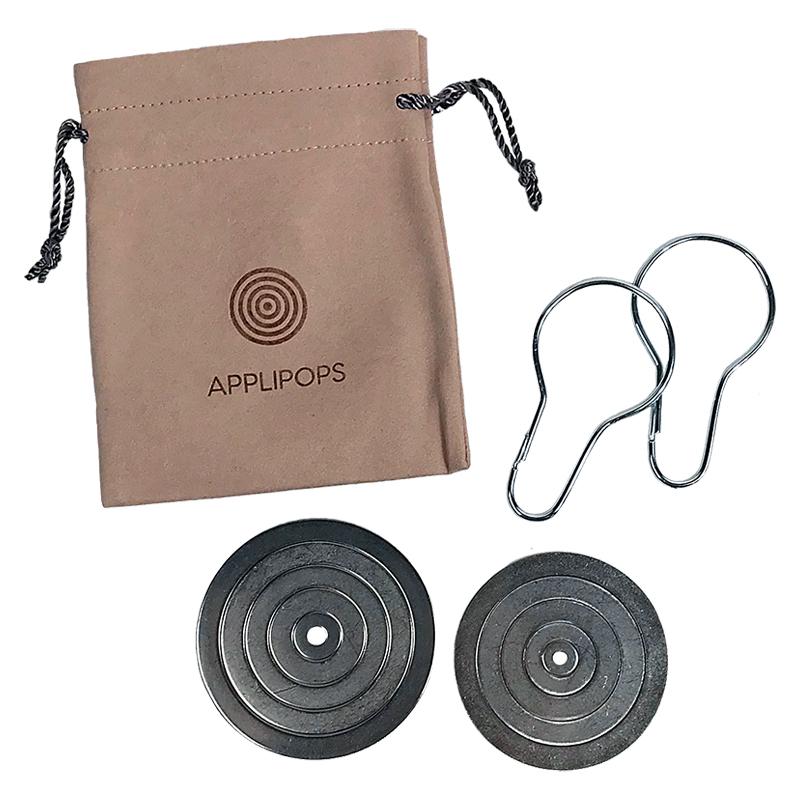 Applipops ProPack 8 Circle Sizes
