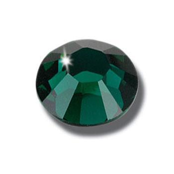 Swarovski Crystals 4mm Emerald (24 pieces)