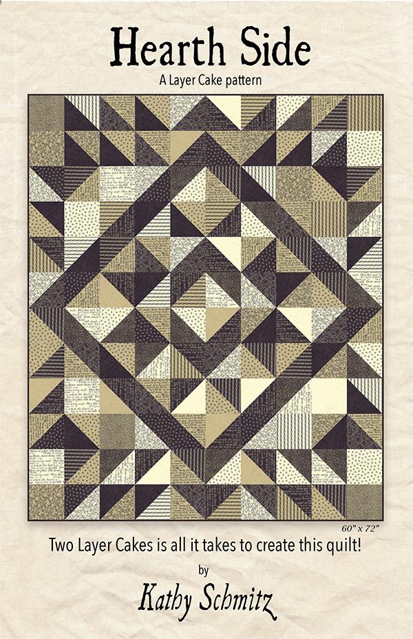 Hearth Side Pattern KS 1901G