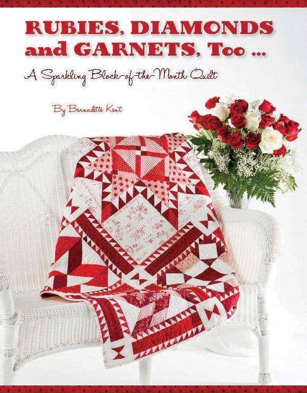 Rubies Diamonds & Garnett Too