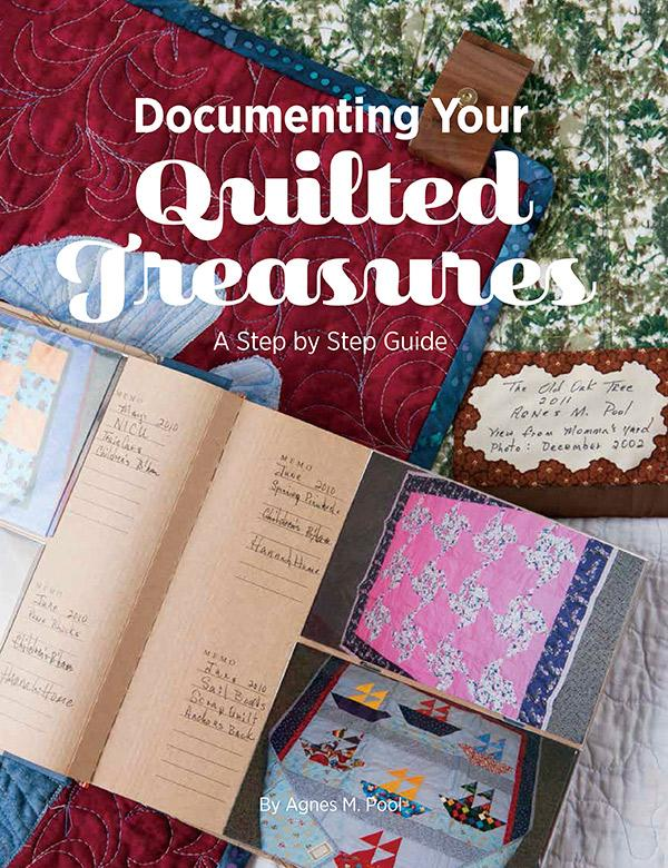 Documenting Your Quilted Treasures-20504