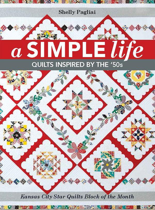 11194 A Simple Life BOM Book