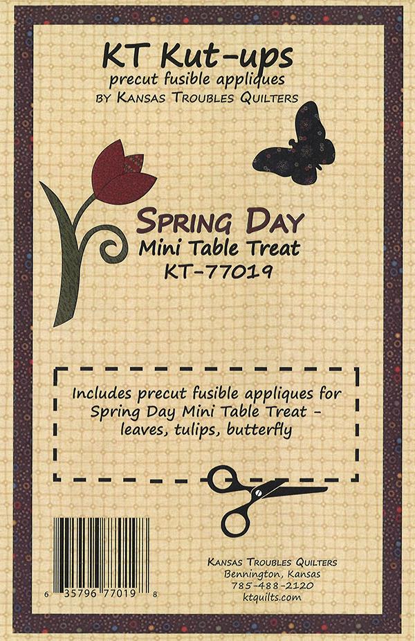 Spring Day Kut Ups/11 Pcs