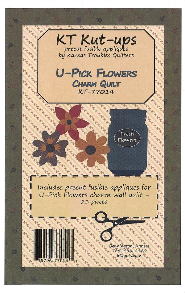 U Pick Flowers Kut Ups