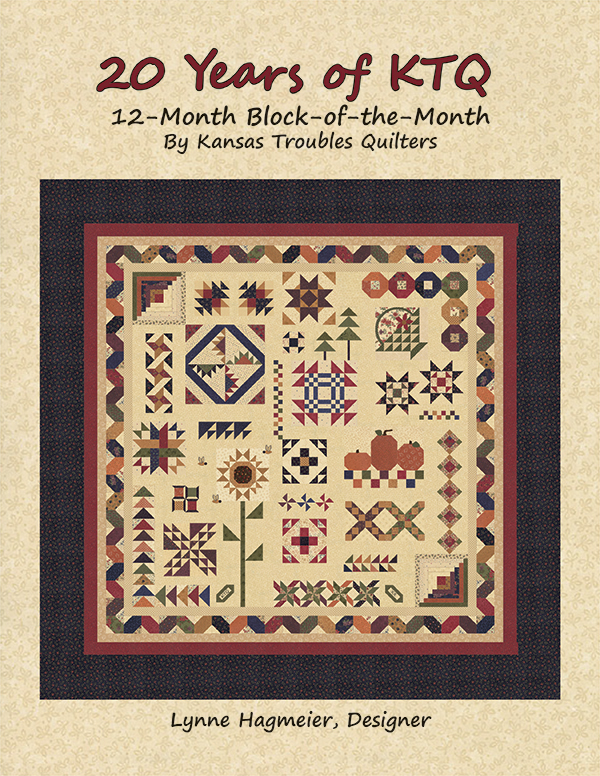 20 Years of Kansas Troubles Quilters