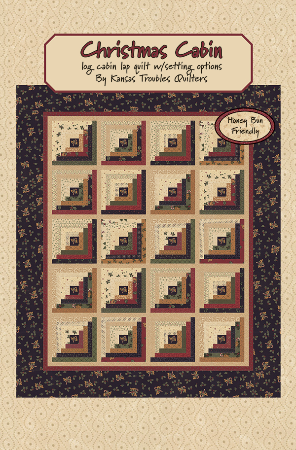 Christmas Cabin Pattern