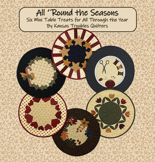 All 'Round The Seasons Book