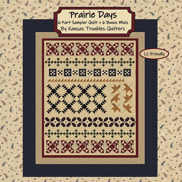 Prairie Days Book KT 20135