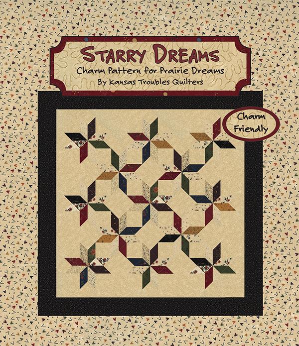 Starry Dreams Pattern