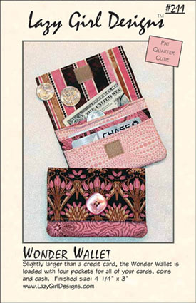 Wonder Wallet LG 211