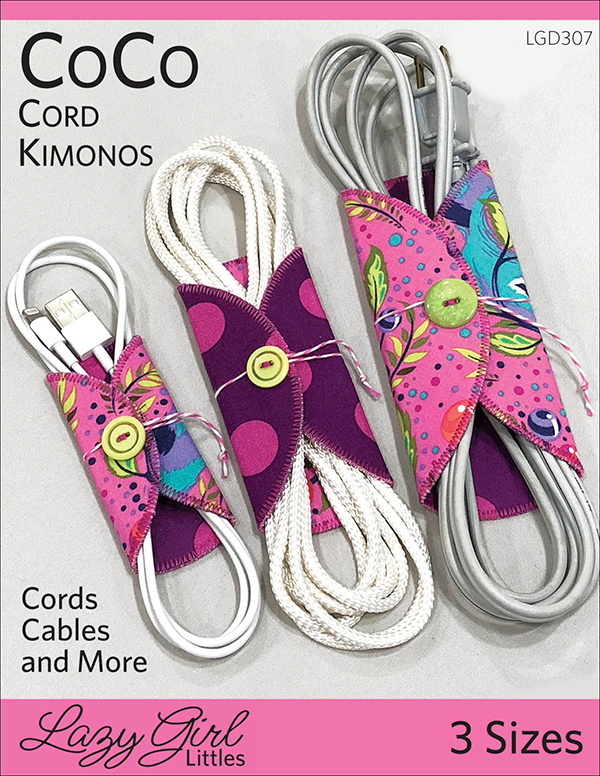 Patriotic Coco Cord Kimono kit