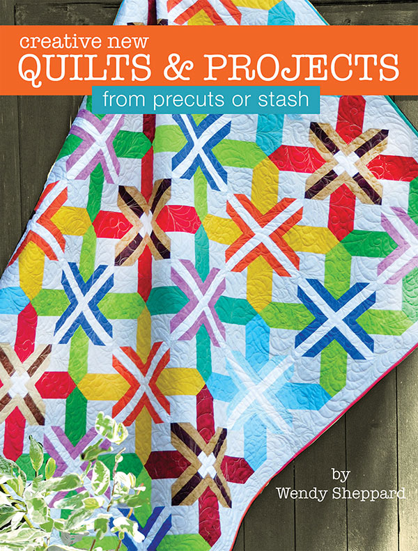Creative New Quilts & Projects