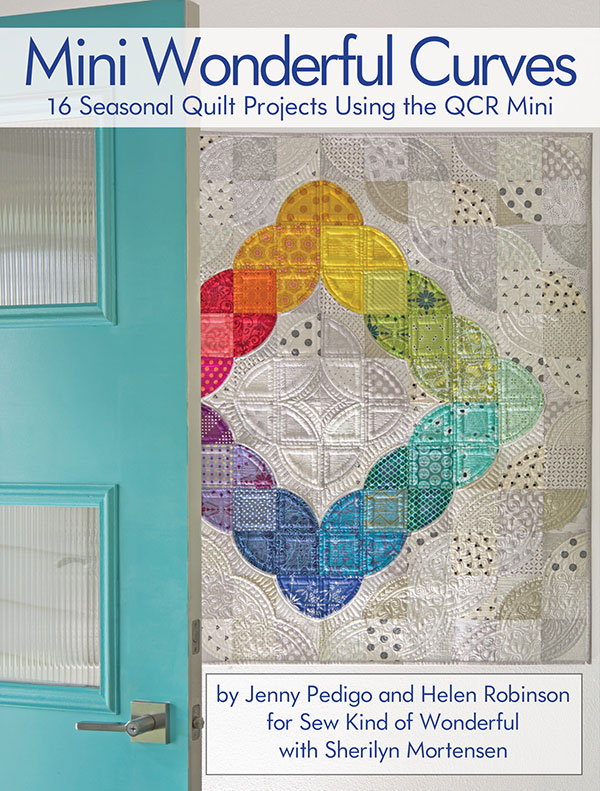 Mini Wonderful Curves Book by Sew Kind of Wonderful+