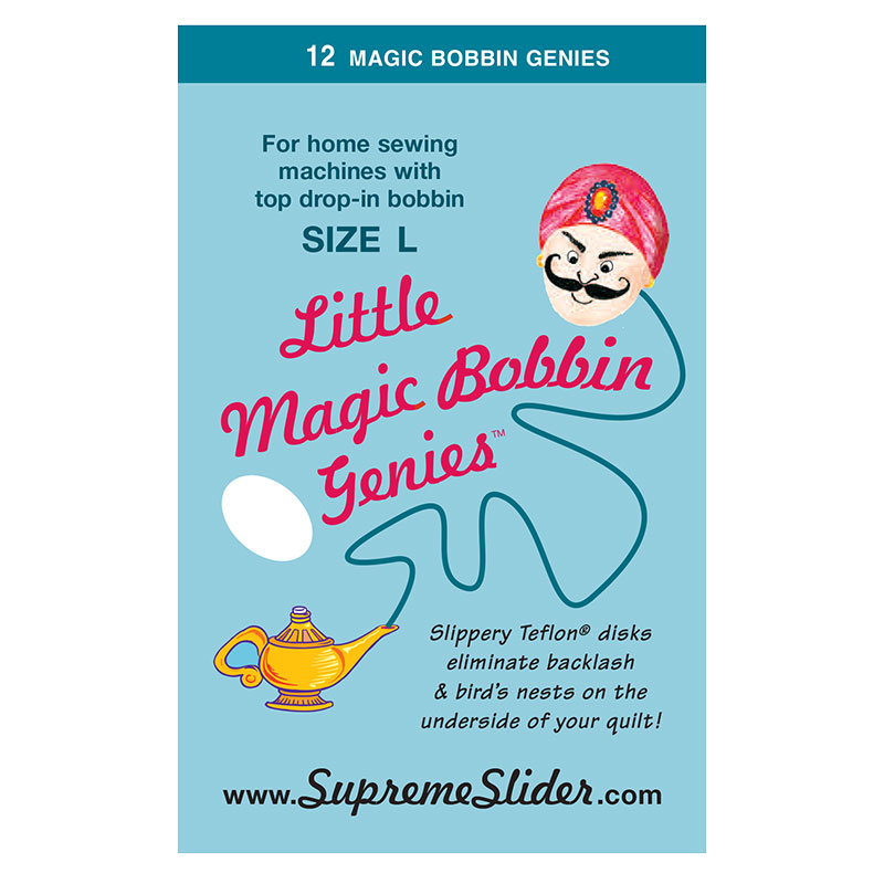 Little Magic Bobbin Genies Sz L