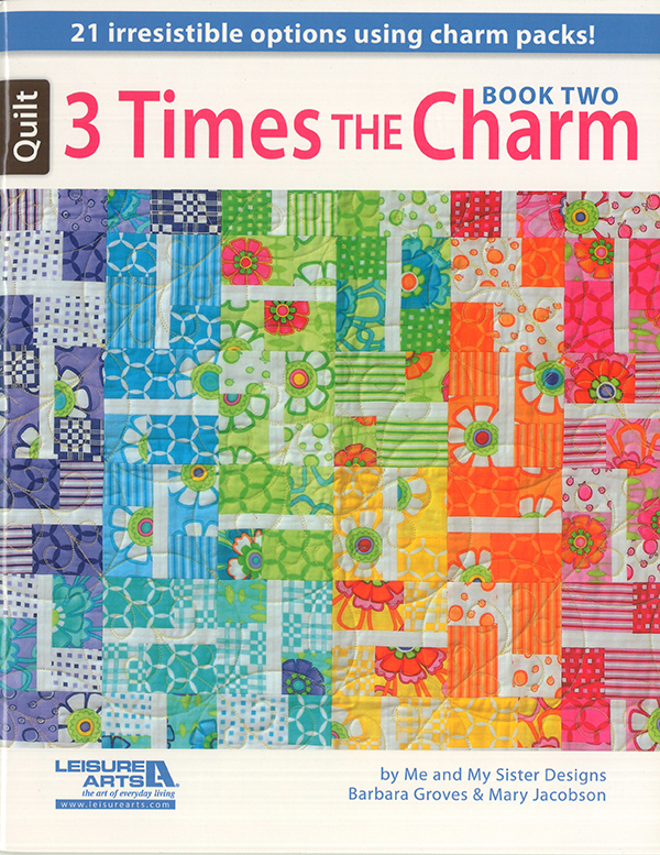 3 Times The Charm Book II