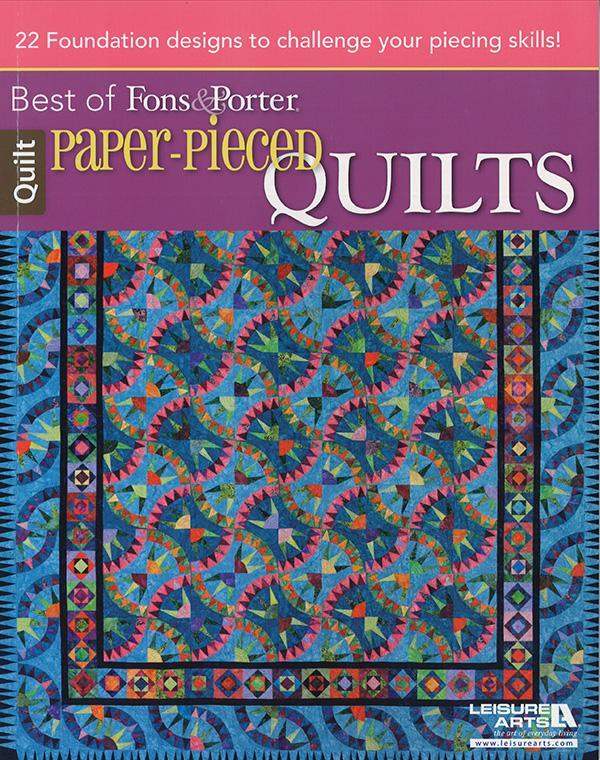 Best Of Fons/Porter Paper Piece