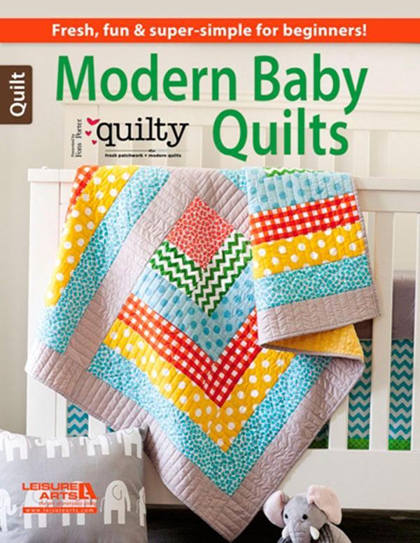 Fons & Porter Modern Baby Quilt