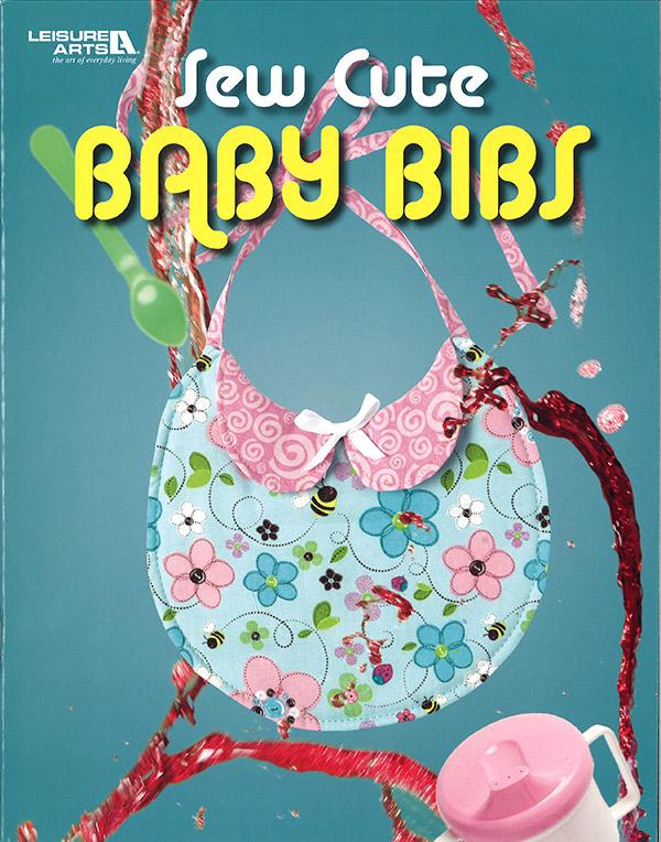 Sew Cute Baby Bibs - LA6915