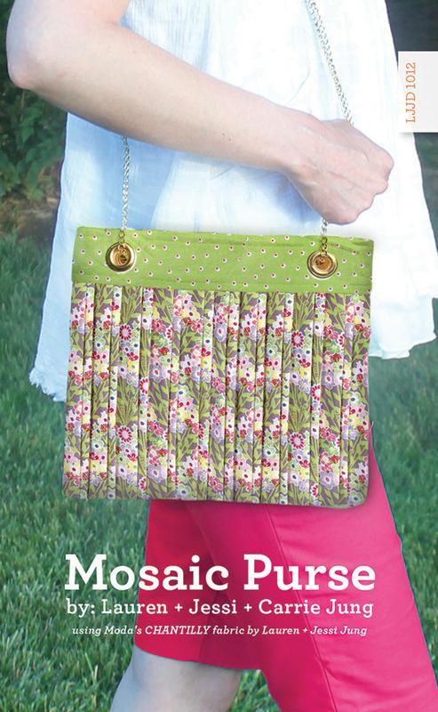 Eliza Jane/Mosaic Purse