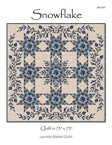 Snowflake - pattern