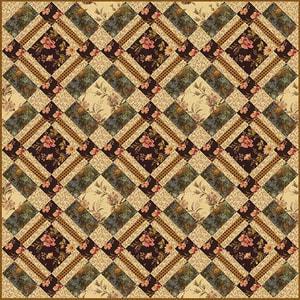 Bird Cage Quilt Pattern