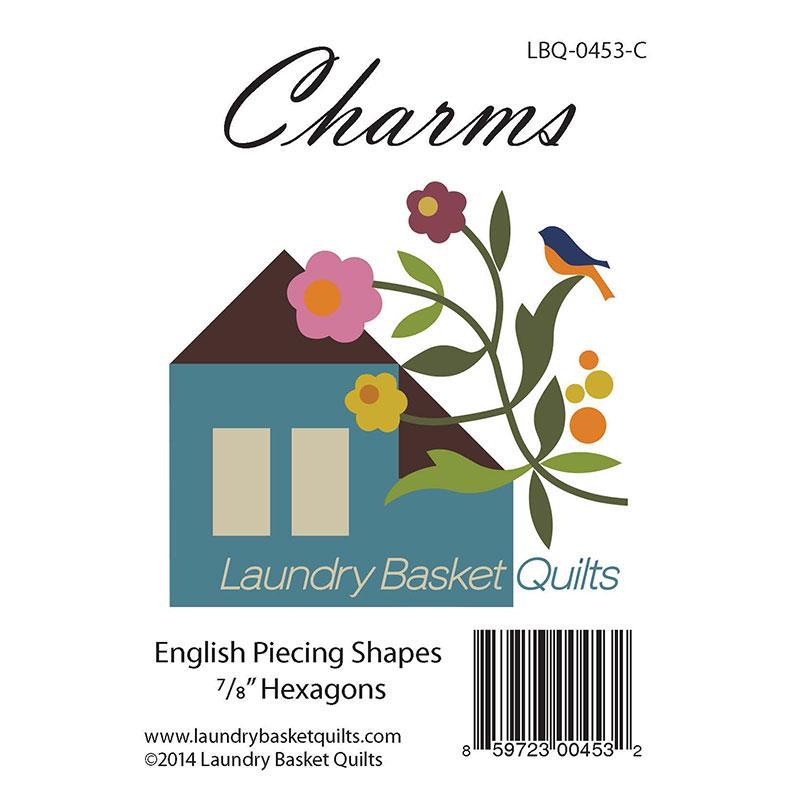 Charms 7/8 Hexagon