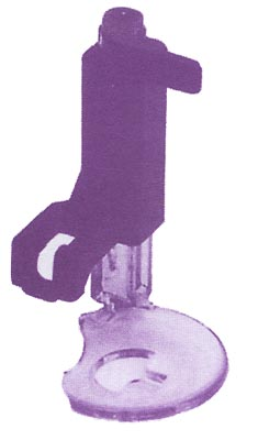 Free Motion-Big Foot/Low Shank - Lynn Graves - 1011