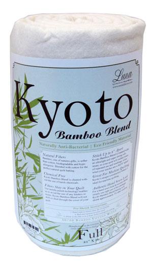 Kyoto Bamboo Blend Batt Full