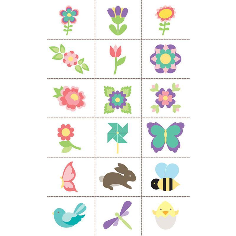 Slice Design Card Spring Has Sprung