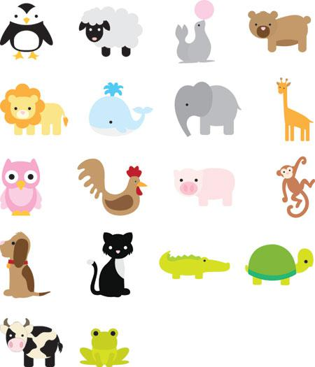 Slice Design Card Animal Frenzy
