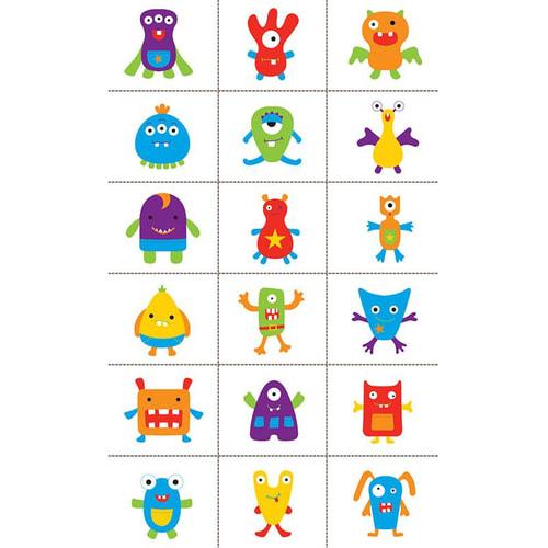 Slice Design Card Monster