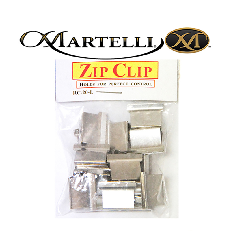 Zip Clip Replacements Lrge 20ct