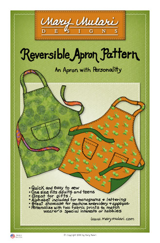 Reversible Apron