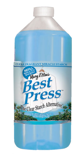 Best Press Refill 32oz Caribbean Beach