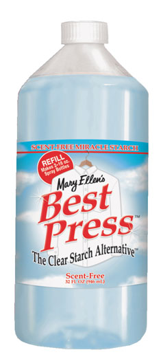 Best Press Refil 32oz Scent Free