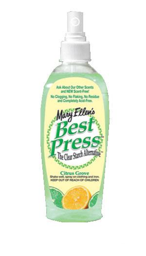 Best Press 6oz Citrus Grove