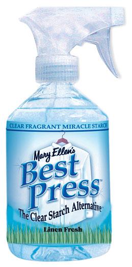 Best Press 16oz Linen Fresh