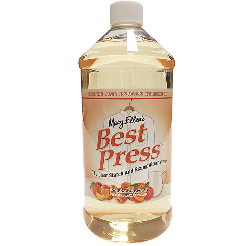Mary Ellen's Best Press 33.8oz Peaches & Cream